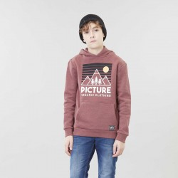 Picture Organic Clothing - sweat a capuche