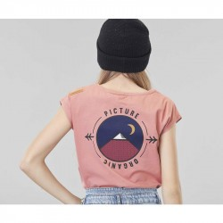 T-shirt fille Picture Organic Clothing Graphic