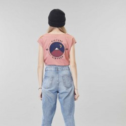 T-shirt fille Picture Organic Clothing Graphic Tee