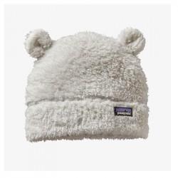 Bonnet Furry Friends - Patagonia - Blanc