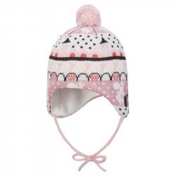 Bonnet bébé en laine mérinos - Moomin Yngst - Reima - Blush Pink - 2022