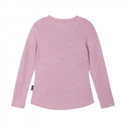 T-shirt technique à manches longues - Viluton rose
