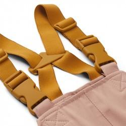Pantalon de pluie Liewood - Dakota -  Dark rose