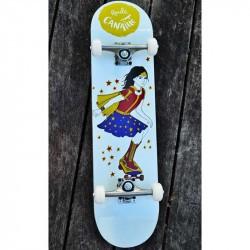 Skate enfant Roule Canaille - A partir de 5 ans - wondergirl