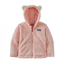 Baby Furry Friends Hoody - Patagonia - Seafan Pink - 2021