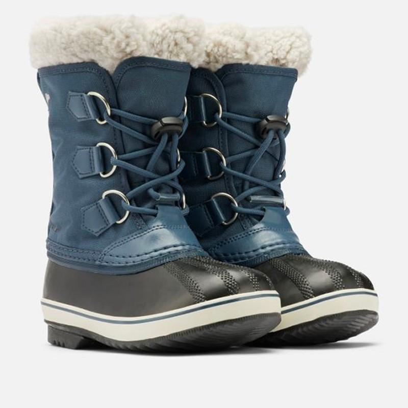 Botte neige enfant Sorel Yoot Pac Nylon - Uniform blue - 2022