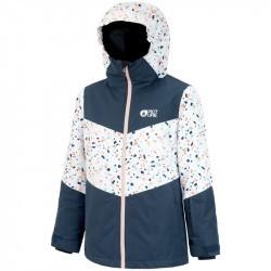 Weeky  JKT  - à partir de 6 ans - Dark Blue - Picture Organic Clothing
