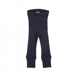 Legging en laine evolutif de Manymonths - Foggy Black
