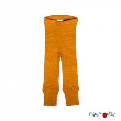 Legging en laine évolutif de Manymonths - Honey Bread