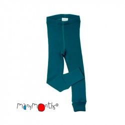 Legging en laine évolutif de Manymonths - Mykonos Water