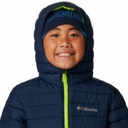 doudoune Columbia enfant hiver - Bright Indigo, Collegiate Navy - 2022