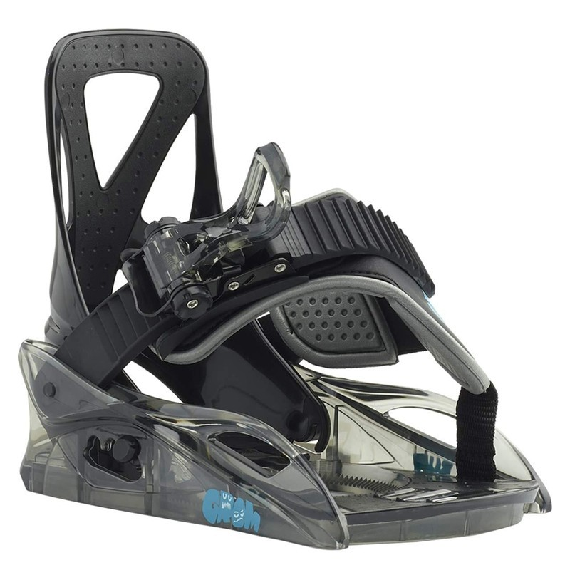 Fixation snowboard GROM pour Riglet - Burton