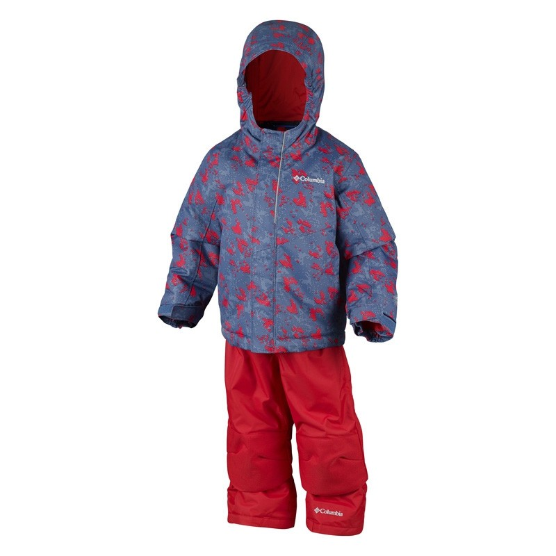 Ensemble neige enfant Columbia Buga - Dark Mountain Arrow Print - Modèle 2018