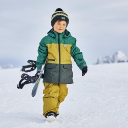 Pantalon ski garçon Lego - 4-10 ans - Color Block - Modèle 2018