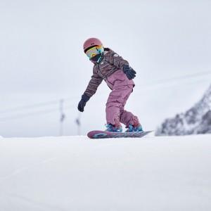 Doudoune sans manche enfant Patagonia - Fushia