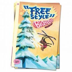 Freestyle Biquette - Contes Alpins - Dès 6 ans