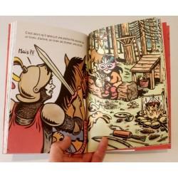 La bête du Grésivaudan - Contes Alpins - Dès 6 ans