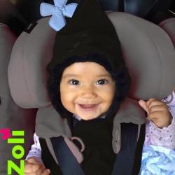 Capuchon bébé imperméable Zoli
