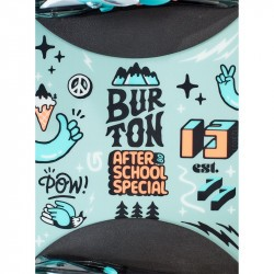 Burton After School - Pack Snowboard + Fixations Enfant