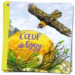 L'oeuf de Gygy - Petits Flocons - Dès 2 ans