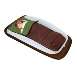 Matelas camping bébé - The Shrunks Outdoor toddler - jusqu'à 1m20