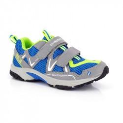 Chaussure multi-activités enfant avec velcro - Kimberfeel Pilat - Fin de série