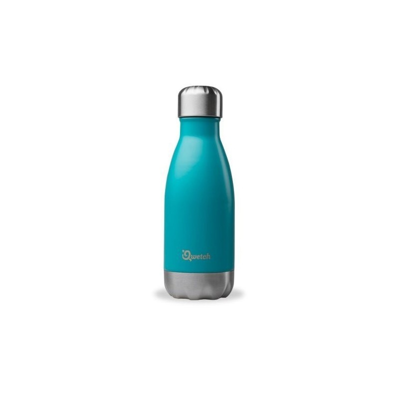 Gourde Qwetch inox isotherme - 260ml