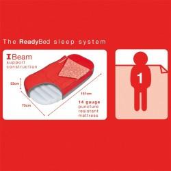 Matelas Gonflable enfant avec sac de couchage intégré - ReadyBed Deluxe