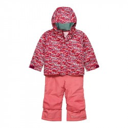 Ensemble neige enfant Columbia Buga - Pomegranate Tree