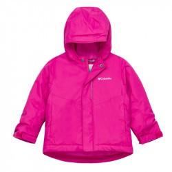 Ensemble neige enfant Columbia Buga - Pink Ice