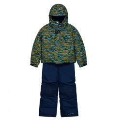 Ensemble neige enfant Columbia Buga - Canyon Gold Tree