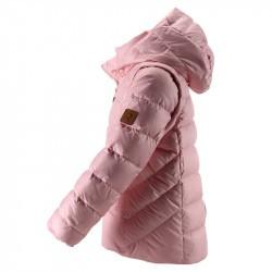 Doudoune enfant manches amovibles - Minna Powder Pink - REIMA
