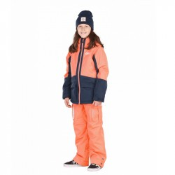 Leeloo Jkt - à partir de 6 ans - Corail - Picture Organic Clothing