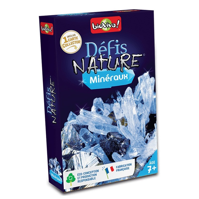 Défis nature - Minéraux - Bioviva