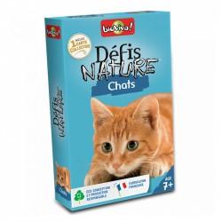 Défis nature - Chats - Bioviva