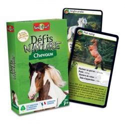 Défis nature - Chevaux - Bioviva