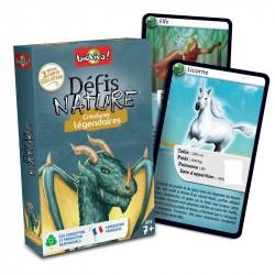 Défis nature - Créatures Légendaires - Bioviva