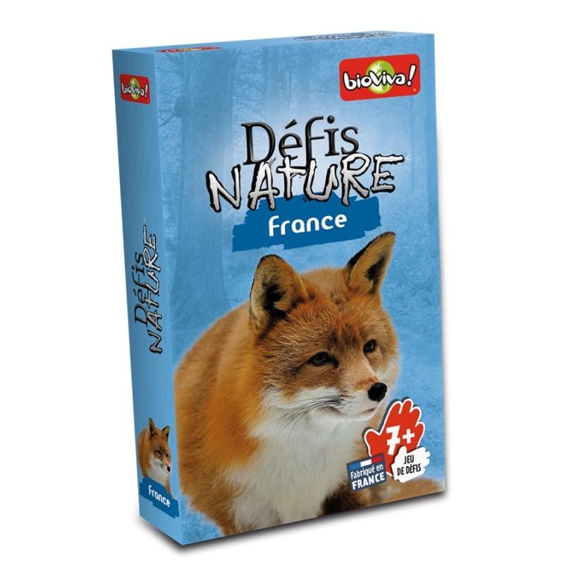 Défis nature - France - Bioviva