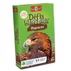 Défis nature - Rapaces - Bioviva