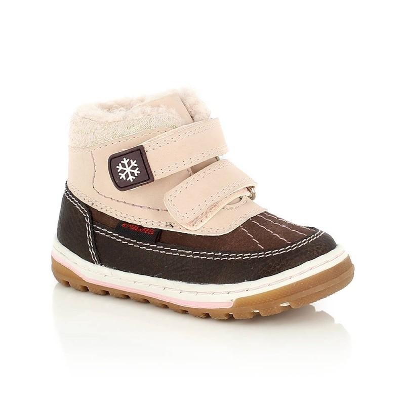 Mini - chaussure chaude bébé - Rose - Kimberfeel
