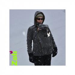 Zoli Rainsnow - Veste de portage chaude et imperméable