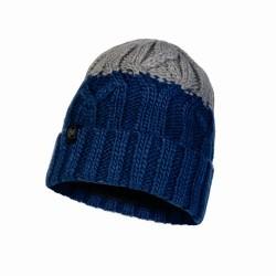 Bonnet doublé polaire - Ganbat Blue - Buff
