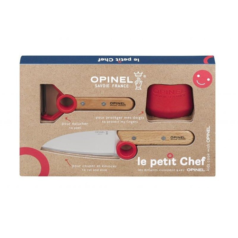 Kit Petit Chef - Opinel