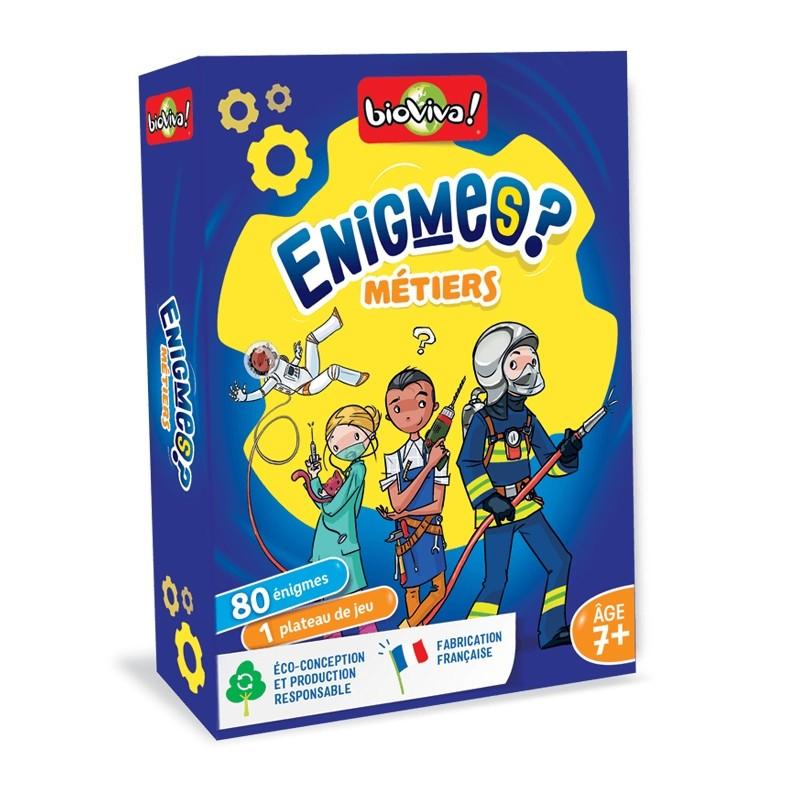 Enigmes Métiers - Bioviva