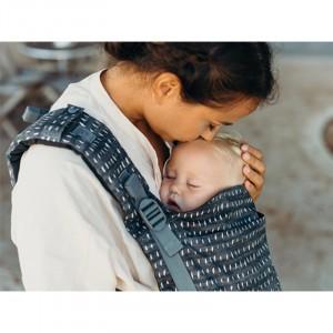 Capuchon bébé Zoli - Corail Rose