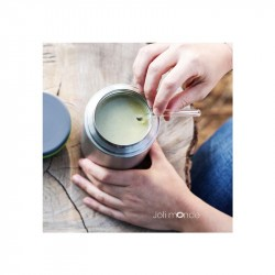 Boite repas isotherme inox - Joli Monde - 600 ml