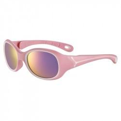 Lunettes de soleil enfant Scalibur de Cébé-Matte Pink Powder White