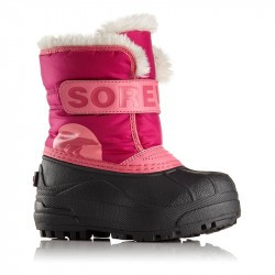 Botte de neige enfant Sorel Snow Commander - Fille