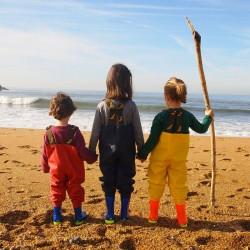 Waders enfant - Goodyear Kidsplay - Fisherman