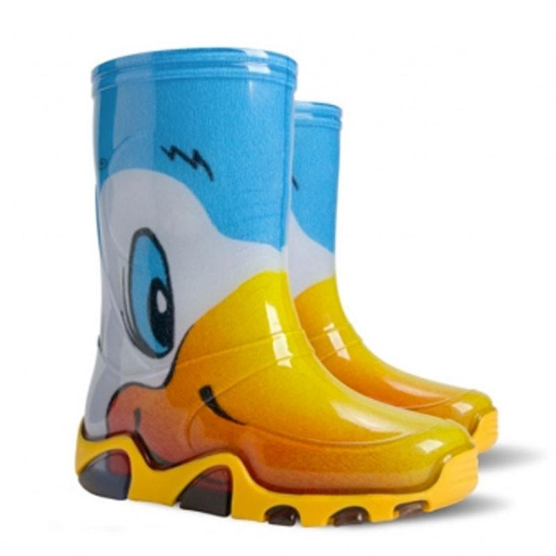 Botte de pluie enfant par Goodyear - Duck